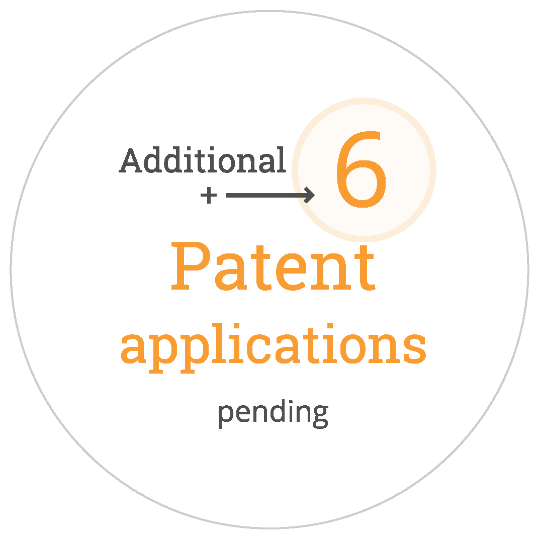 Additional 4 patent applications